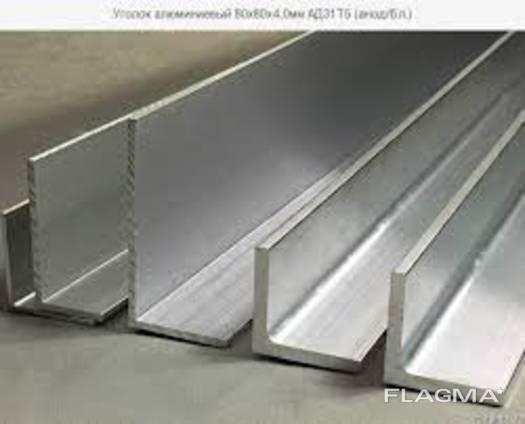 Уголок Алюминиевый (АД 31) 40*40*4