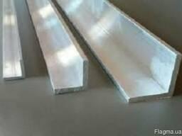 Уголок алюминиевый АД31 15х15х2х3000мм