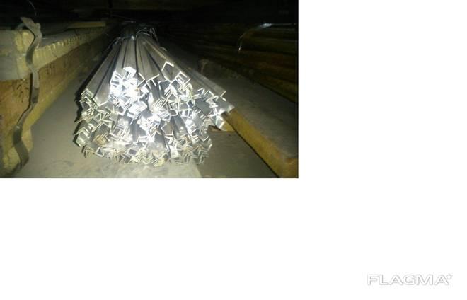 Уголок алюминиевый АМг 5 50х50х5