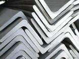 Уголок алюминиевый не равнополочный из сплавов АД31 (ENAV-60 - фото 1