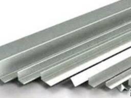 Уголок алюминиевый равнополочный / разнополочный. Доставка