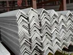 Уголок алюминиевый разносторонний 30x15x2мм АД31