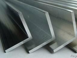 Алюминий уголок 8*80*100*6000 мм АД31