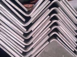 Уголок оцинкованный гнутый 60х60 мм