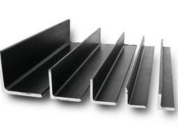 Уголок алюминиевый ПАС-1096 40х20х2 / AS серебро