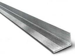 Уголок нж 40х40х3 мм сталь А304 (08Х18Н10)