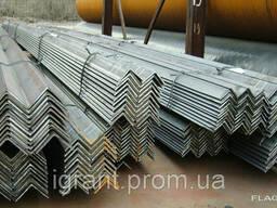 Уголок равнополочный сталь по ГОСТ 8509 93 горячекатаный. ..