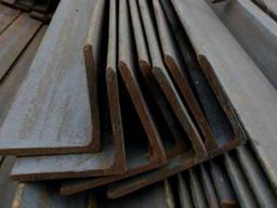 Уголок; кутик сталевий від 25х25 до 100х100 мм