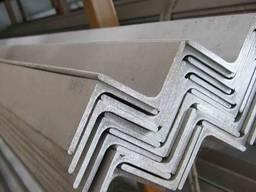 Уголок алюминиевый 100 х 100 х 6 мм (АД31 )