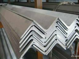 Уголок стальной 25х25х4 горячекатанный Опт и Розница порезка