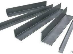 Уголок стальной 40х40х3 равнополочный горячекатаный купить