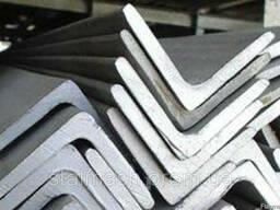 Уголок стальной нержавеющий высокой точности Ст3кп