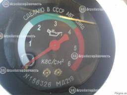 Указатель давления масла 0 - 6 механический