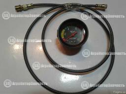 Указатель давления масла 0 - 10 механический (комплект)
