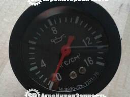 Указатель давления масла механический 0-16