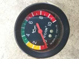 Указатель давления масла механический 10 атм.