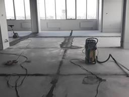 Укладка ковровых покрытий, подготовка основания