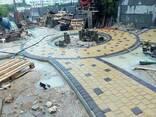 Укладка тротуарной плитки ФЭМ / камня. Без посредников !!! - фото 1