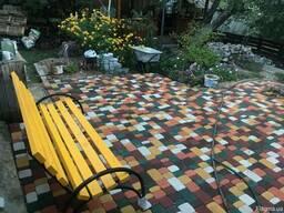 Укладка тротуарной плитки Харьков - фото 2