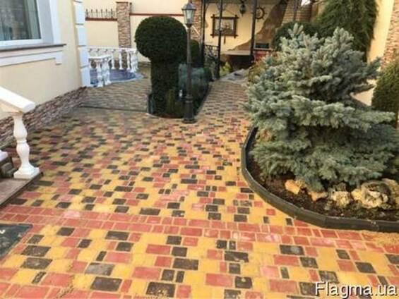 Укладка тротуарной плитки и благоустройство в Севастополе