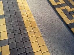 Укладка тротуарной плитки по выгодной цене