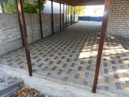 Укладка тротуарной плитки, природного камня Кременчуг - фото 3