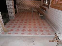Укладка тротуарной плитки, природного камня Кременчуг - фото 4