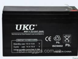 Украина (Киев) . Аккумулятор UKC 12V 12A, батарея аккумулятор