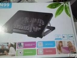 Украина.USB подставка под ноутбук с 2 вентиляторами N 99 (17