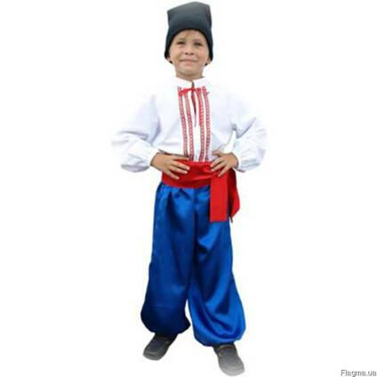 Украинский костюм для мальчиков