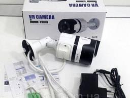 Уличная камера видеонаблюдения IP WIFI камера Digital HD Camera UKC 7010 (ночная сьемка)