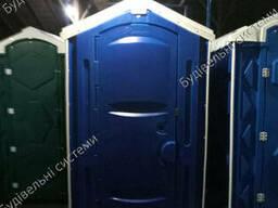 Уличная туалетная кабина пластиковая - фото 2