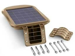 Уличный фонарь светодиодный 12W на солнечных батареях