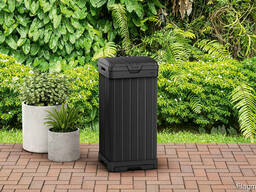 Уличный контейнер Baltimore Waste Bin 125L Allibert, Keter