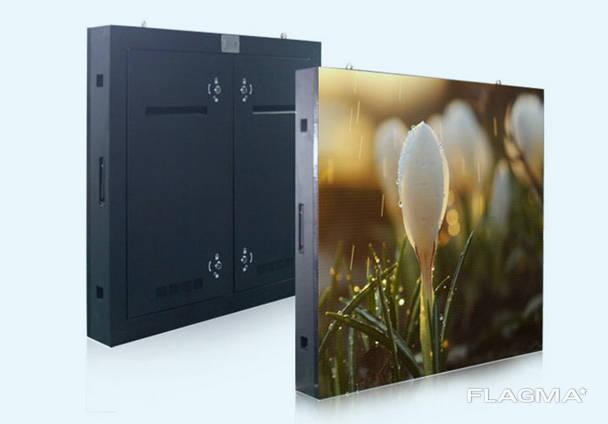 Уличные светодиодные экраны с шагом пикселя 8mm SMD