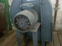 Улитка вытяжка ВЦ 4-75 эл. двиг 1, 1квт х 1500 об/мин