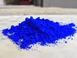 Ультрамарин синий пигмент