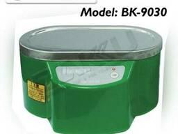 Ультразвуковая ванна Bakku BK9030 Один режим работы (30W), металлический корпус. ..