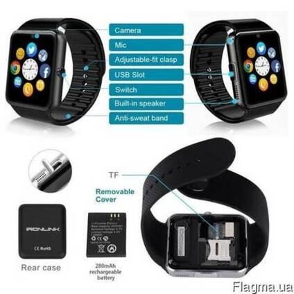 Смарт часы умные часы smart watch gt08 цена