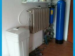 Умягчитель воды Multifilters MF-40-RZ-A bypass