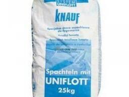 Uniflot Шпатлёвка для швов гипсокартона 25 кг