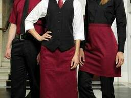 Униформа для официанта, фартук бармена