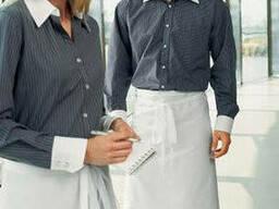 Униформа для официантов, барменов, кафе, ресторанов