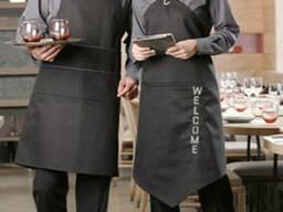 Униформа, одежда для официантов, барменов, поваров