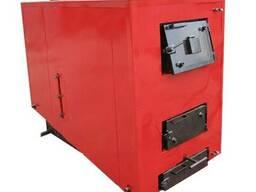 Твёрдотопливные котлы от 25 до 2000 кВт.