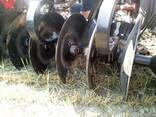 Універсальна дискова борона 8,6 м під трактор 350 к.с. - фото 3