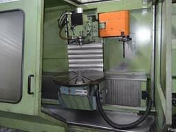 Универсально фрезерный станок с чпу mikron wf72ch