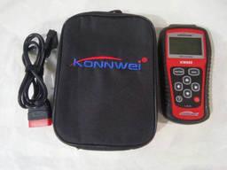 Универсальный автосканер Konnwei KW 808