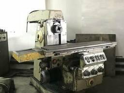 Универсальный фрезерный станок WMW Heckert FW 400 V бу