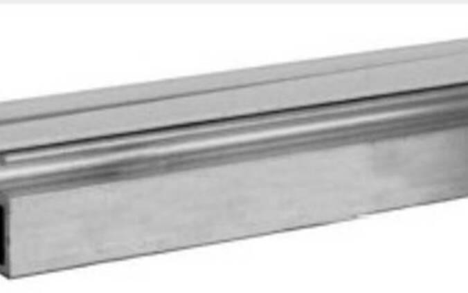 Универсальный профиль для крепления пленки (алюминиевый)